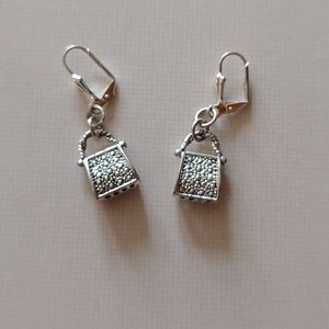 Jewelry - Purse Earrings